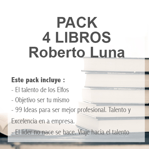 pack 4LIBROS